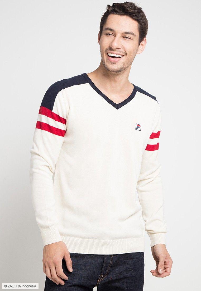 Fila Indonesia Mobile Kaos Pria T Shirt Short Sleeve Sy761 Vincere