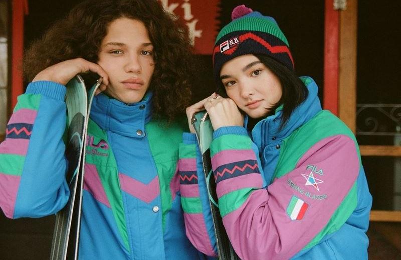 FILA Ski Rowing Blazers