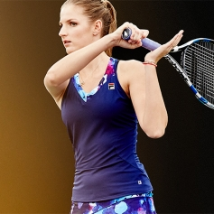 FILA Tennis Karolina Pliskova WTA 1 Ranking